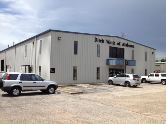 Ditch Witch Dealership in Mobile, AL